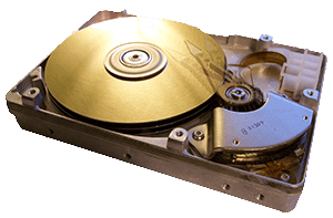 hard drive degaussing