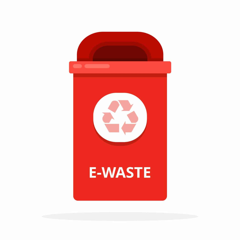 E Waste Services Shred X