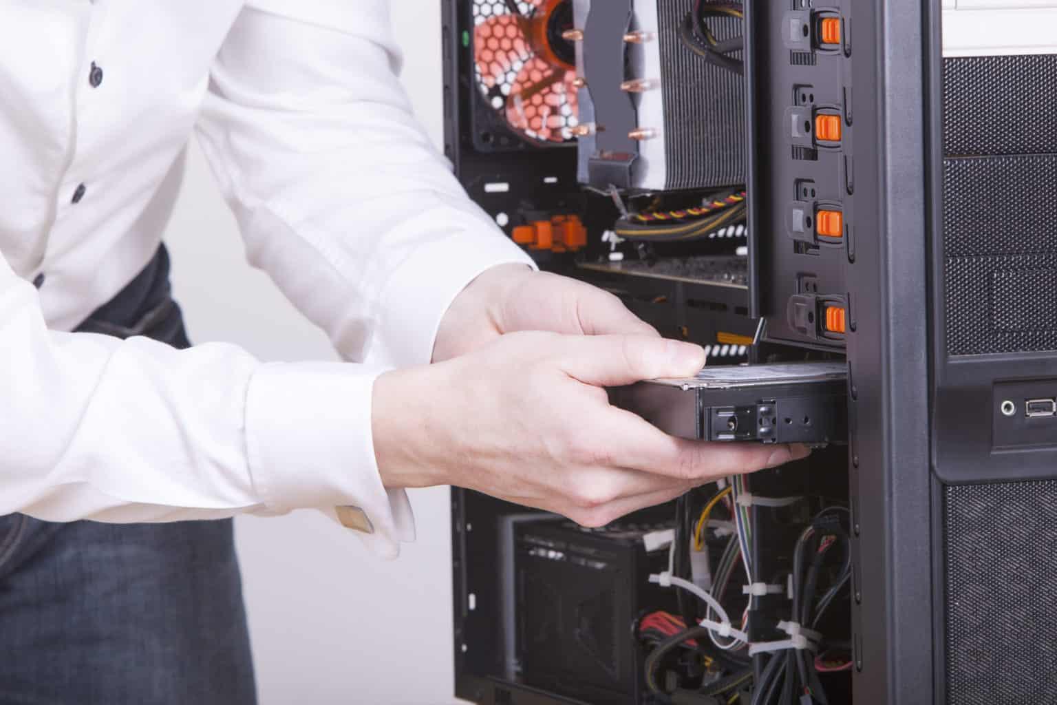 Decommissioning Data Centres