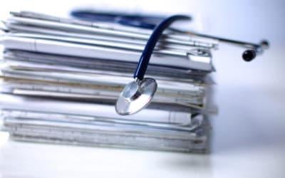 Medical Records Found Outside Brisbane Hospital