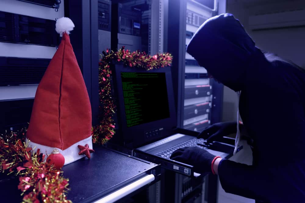 Keeping Your Data Safe Over Christmas With These Data Security Tips